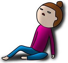 やる気が出ない だるい 眠い 疲れやすい